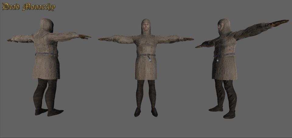 1. Mercenary Gambeson